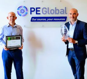 PE Global, scoops KellyOCG® Supplier Excellence Award (again!)